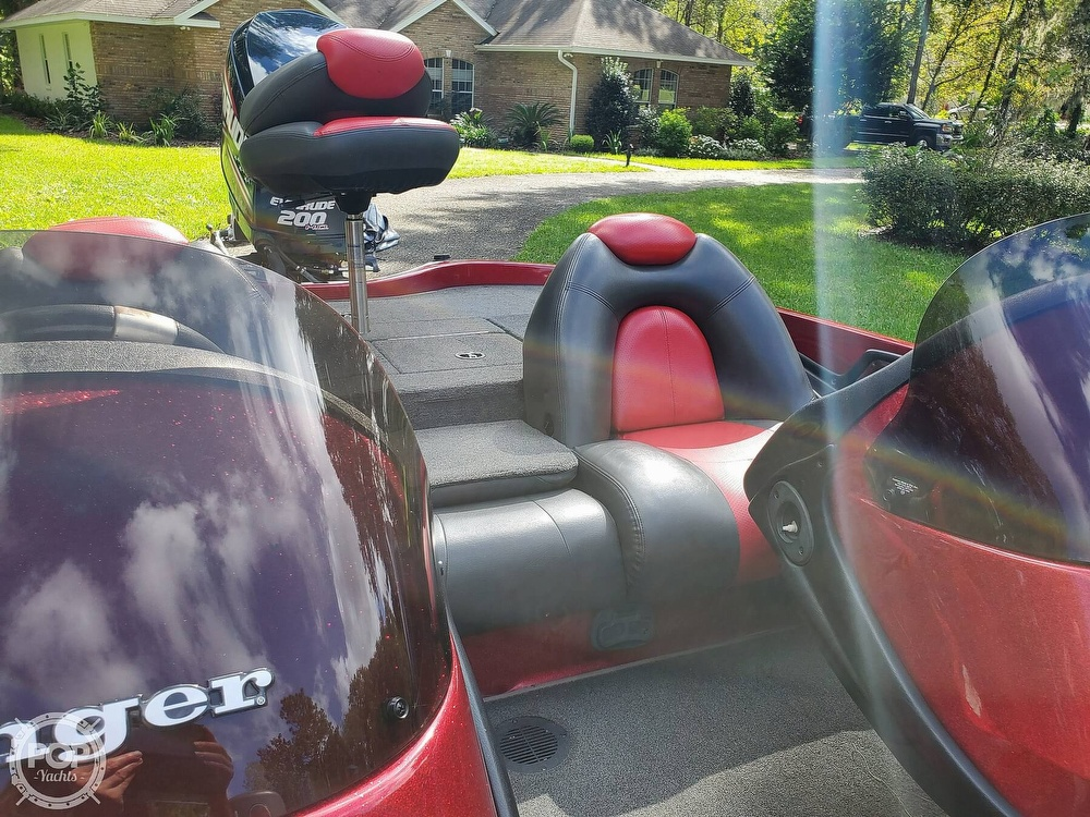 2007 Ranger Boats boat for sale, model of the boat is 519 DVX Tour Edition & Image # 15 of 40