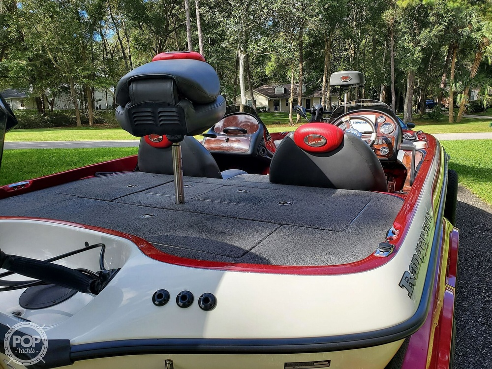 2007 Ranger Boats boat for sale, model of the boat is 519 DVX Tour Edition & Image # 22 of 40