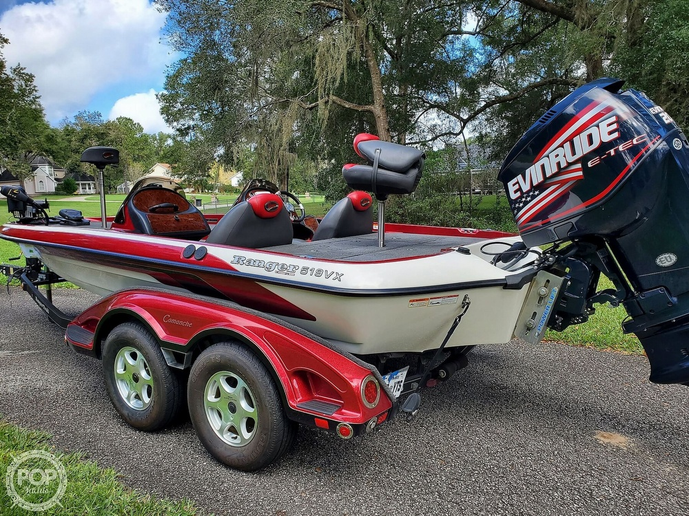 2007 Ranger Boats boat for sale, model of the boat is 519 DVX Tour Edition & Image # 24 of 40