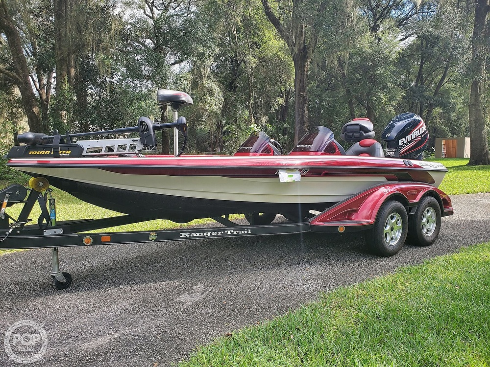 2007 Ranger Boats boat for sale, model of the boat is 519 DVX Tour Edition & Image # 35 of 40