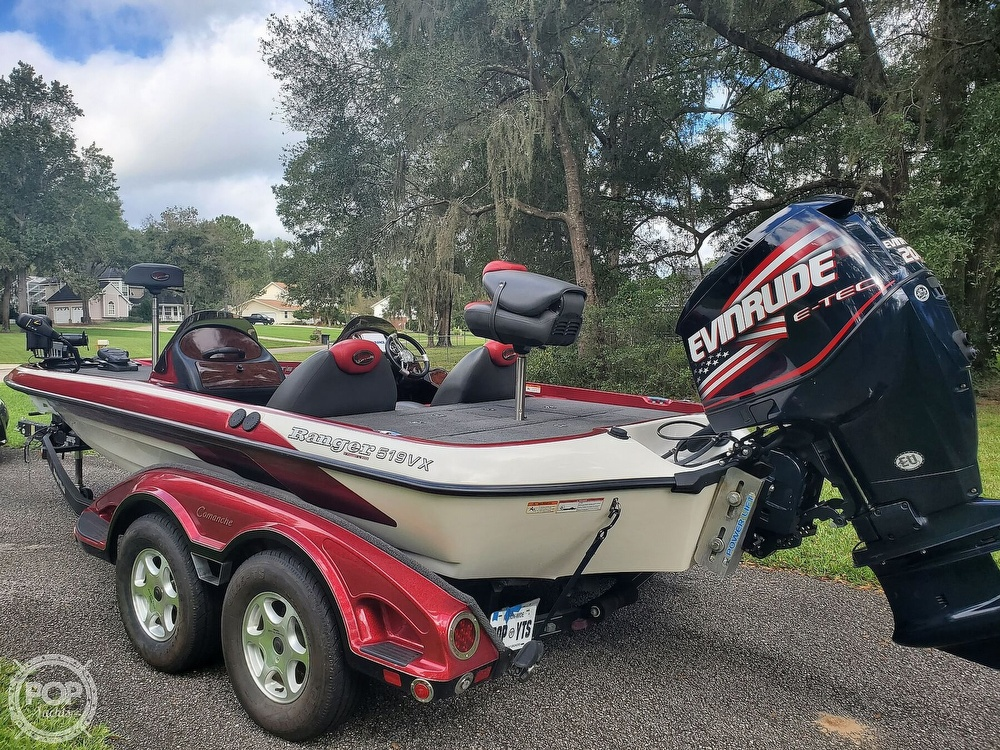 2007 Ranger Boats boat for sale, model of the boat is 519 DVX Tour Edition & Image # 38 of 40