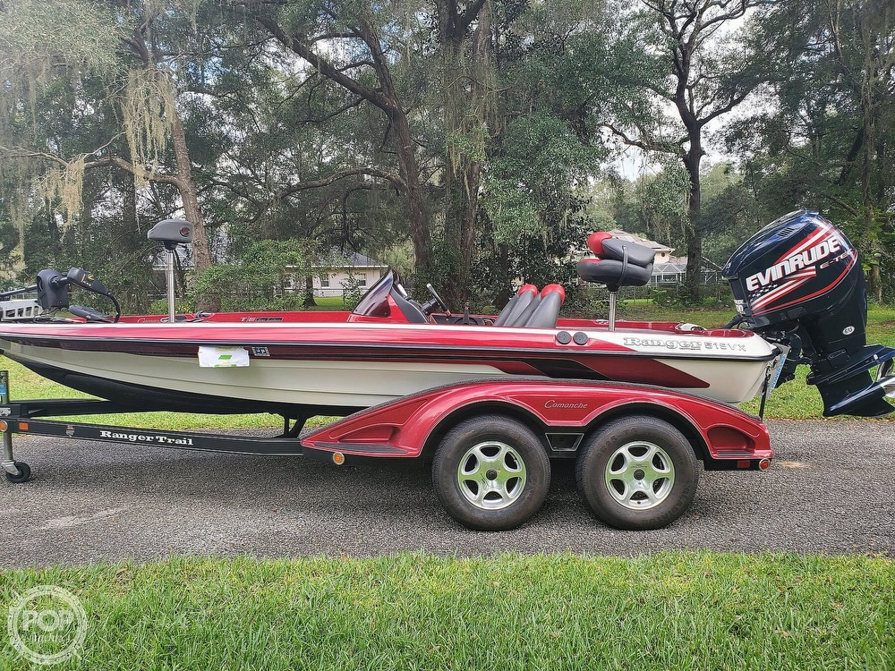 2007 Ranger Boats boat for sale, model of the boat is 519 DVX Tour Edition & Image # 40 of 40