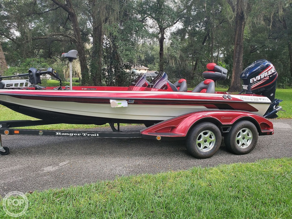 2007 Ranger Boats boat for sale, model of the boat is 519 DVX Tour Edition & Image # 6 of 40