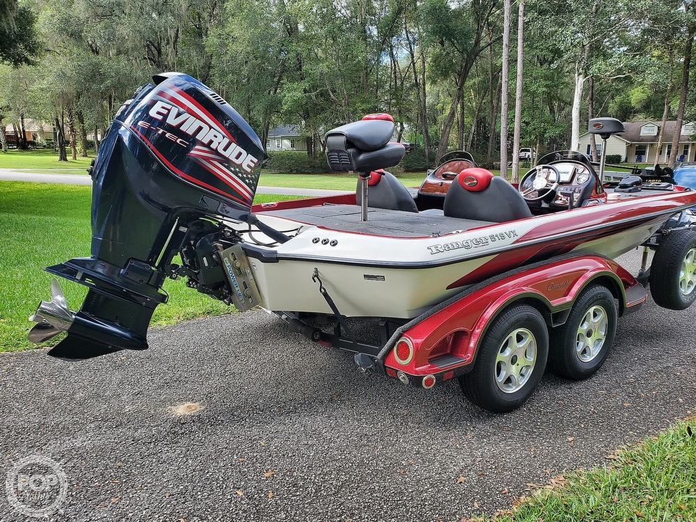 2007 Ranger Boats boat for sale, model of the boat is 519 DVX Tour Edition & Image # 2 of 40