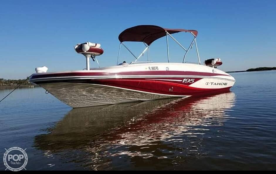 2013 Tracker Boats boat for sale, model of the boat is Tahoe 195 & Image # 16 of 40