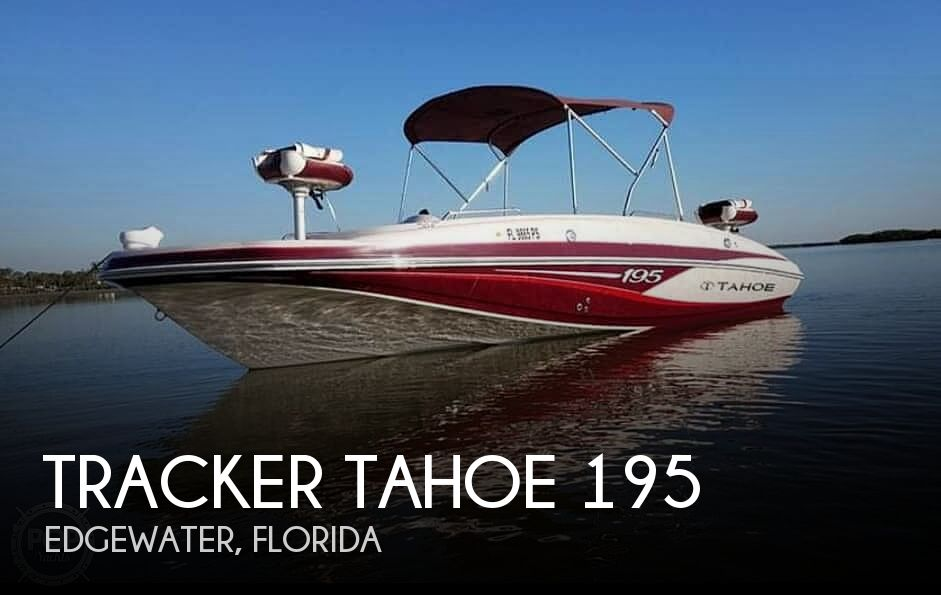 Used Sun Tracker Deck Boats For Sale by owner | 2013 Tracker Tahoe 195