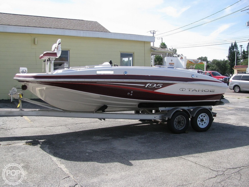 2013 Tracker Boats boat for sale, model of the boat is Tahoe 195 & Image # 2 of 40