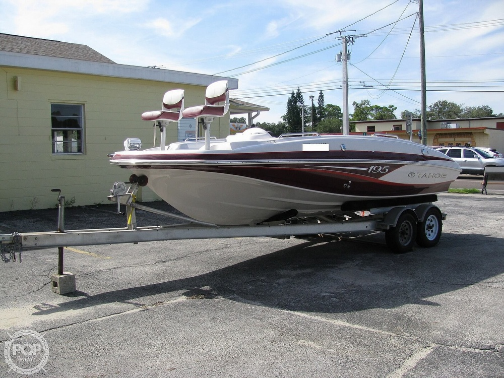 2013 Tracker Boats boat for sale, model of the boat is Tahoe 195 & Image # 3 of 40