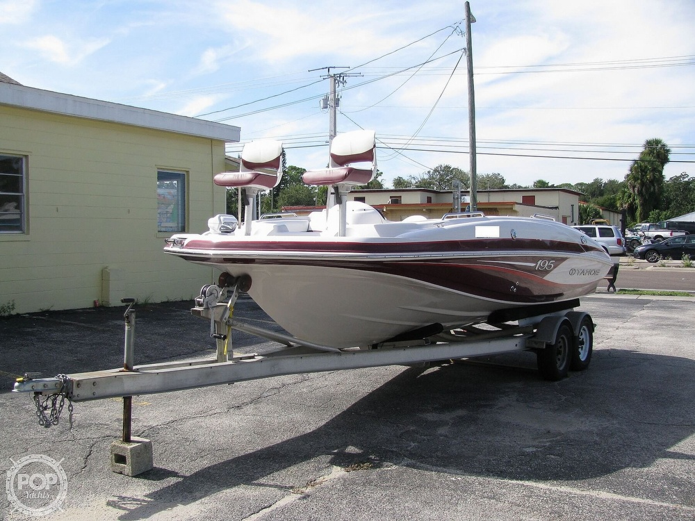 2013 Tracker Boats boat for sale, model of the boat is Tahoe 195 & Image # 4 of 40