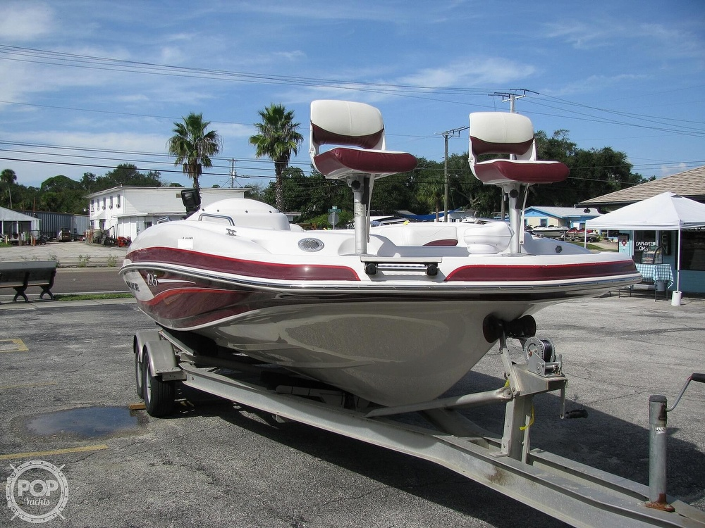 2013 Tracker Boats boat for sale, model of the boat is Tahoe 195 & Image # 9 of 40