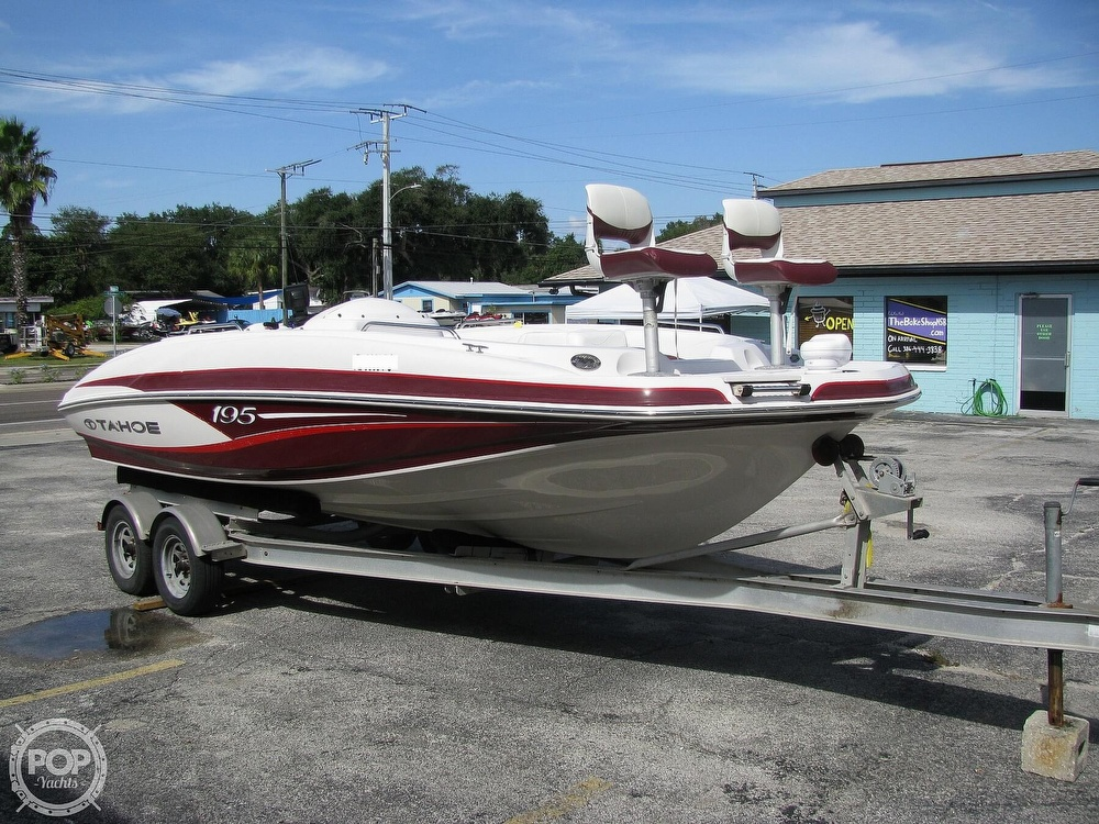 2013 Tracker Boats boat for sale, model of the boat is Tahoe 195 & Image # 10 of 40