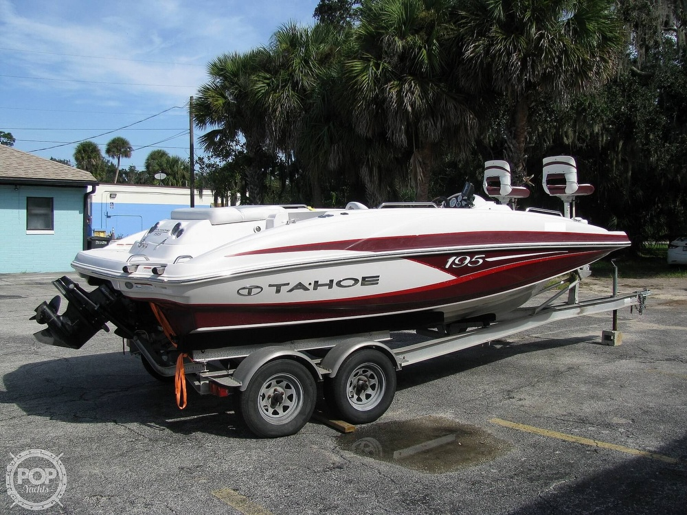 2013 Tracker Boats boat for sale, model of the boat is Tahoe 195 & Image # 13 of 40