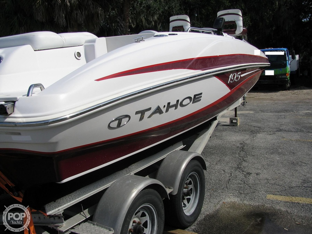 2013 Tracker Boats boat for sale, model of the boat is Tahoe 195 & Image # 14 of 40