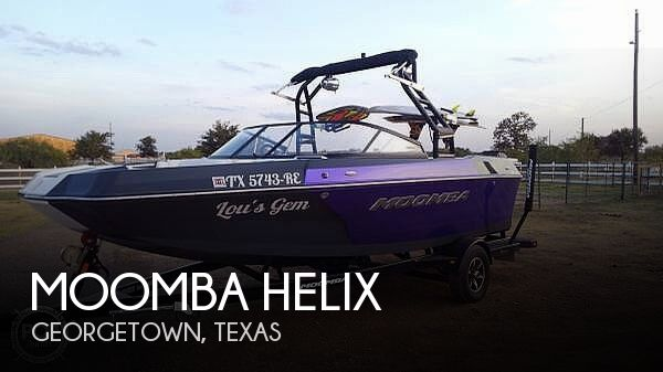 Used Boats For Sale in Killeen, Texas by owner | 2018 20 foot Moomba Helix