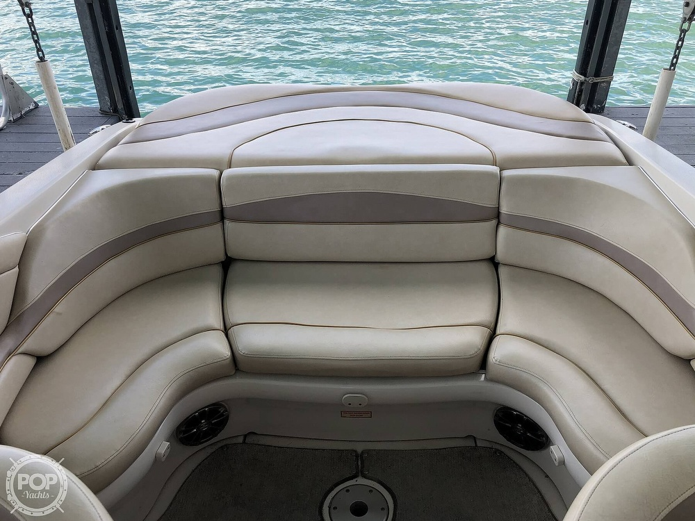 2001 Sea Ray boat for sale, model of the boat is 230 Signature & Image # 39 of 41