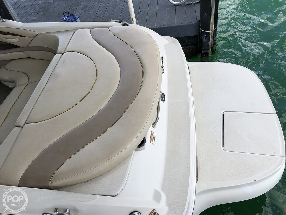 2001 Sea Ray boat for sale, model of the boat is 230 Signature & Image # 33 of 41