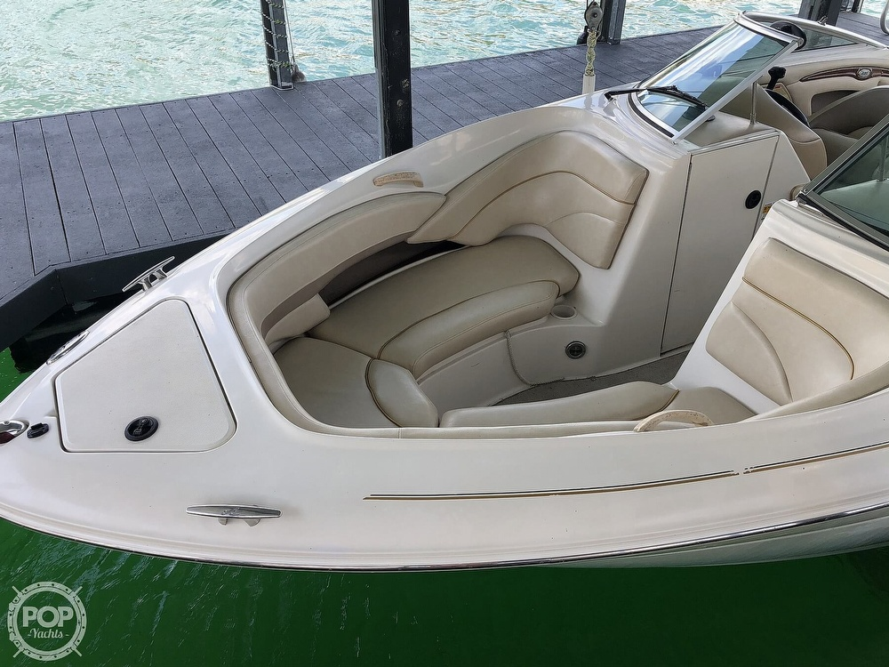 2001 Sea Ray boat for sale, model of the boat is 230 Signature & Image # 40 of 41