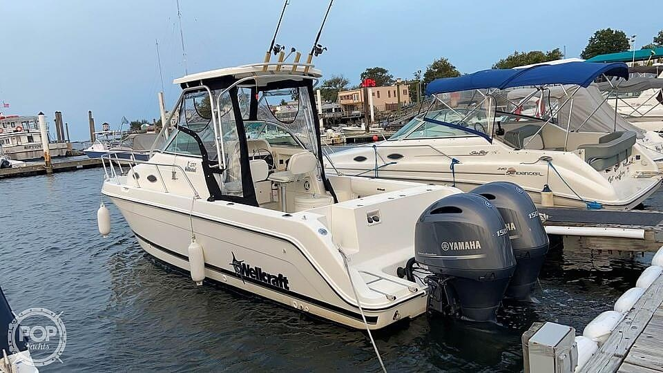 1999 Wellcraft boat for sale, model of the boat is Coastal 270 & Image # 2 of 40