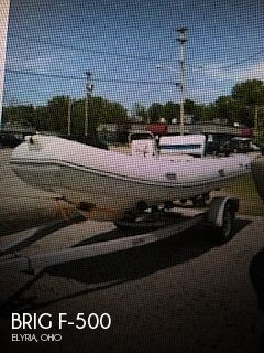 Used Brig Boats For Sale by owner | 2009 Brig F-500