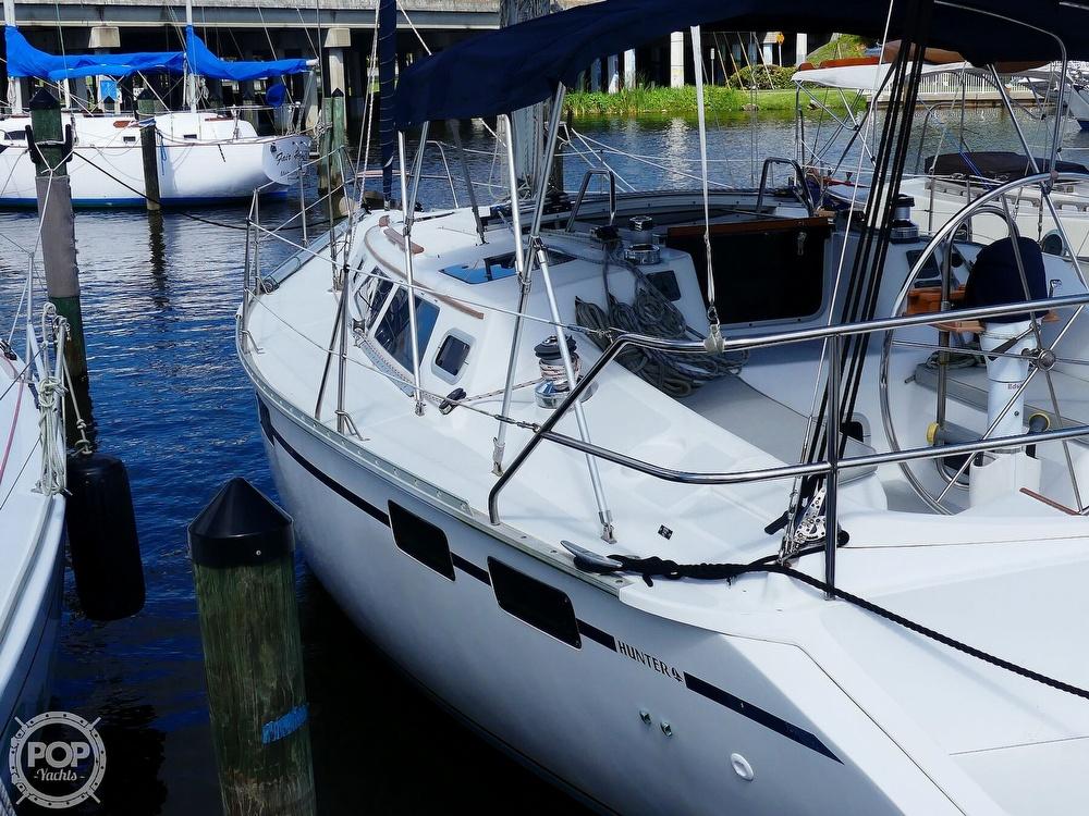 1992 Hunter boat for sale, model of the boat is Legend 37.5 & Image # 3 of 40