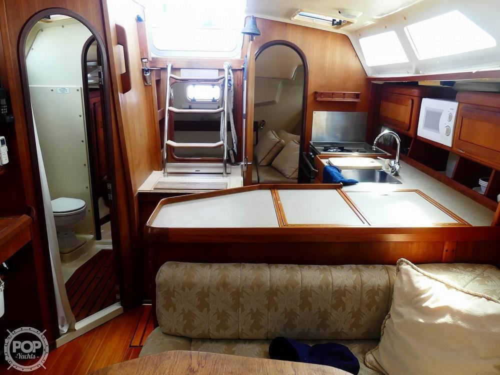 1992 Hunter boat for sale, model of the boat is Legend 37.5 & Image # 10 of 40
