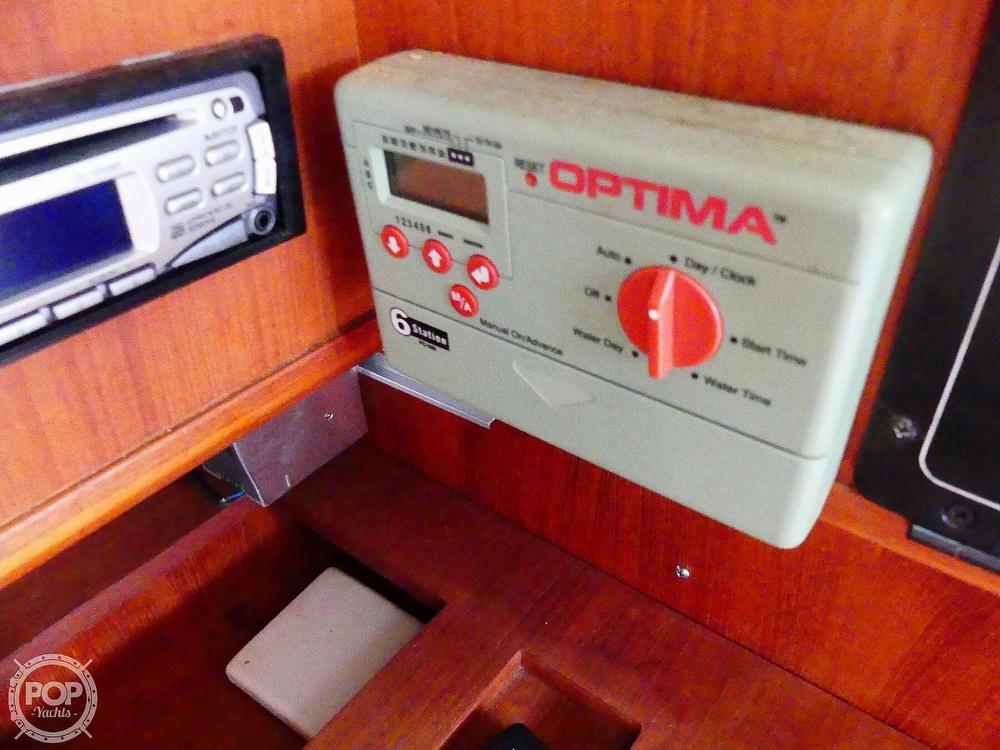 1992 Hunter boat for sale, model of the boat is Legend 37.5 & Image # 28 of 40