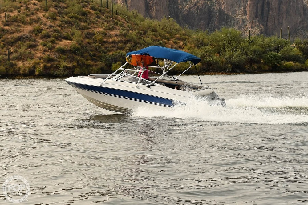1993 Four Winns boat for sale, model of the boat is Horizon 210 & Image # 5 of 40
