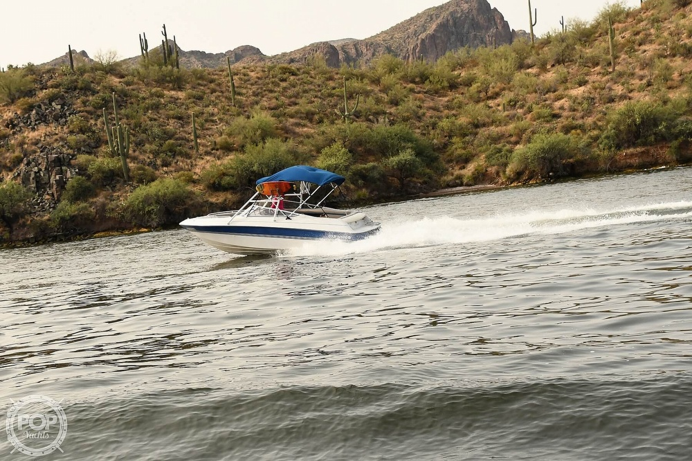 1993 Four Winns boat for sale, model of the boat is Horizon 210 & Image # 6 of 40