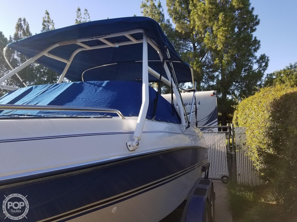 1993 Four Winns boat for sale, model of the boat is Horizon 210 & Image # 8 of 40