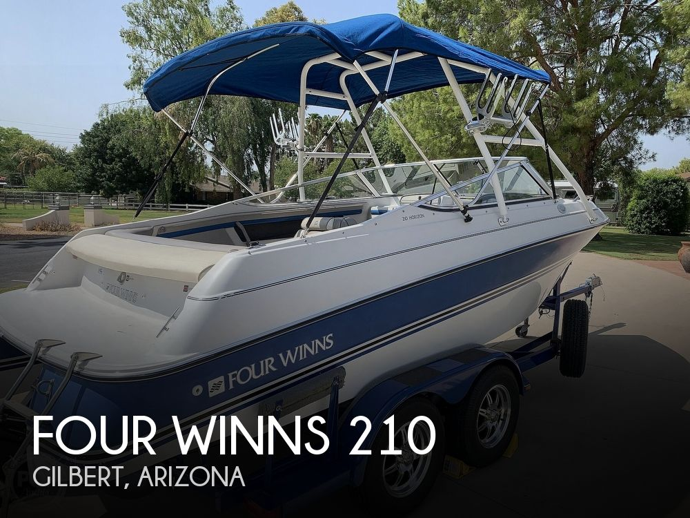 1993 FOUR WINNS HORIZON 210 for sale