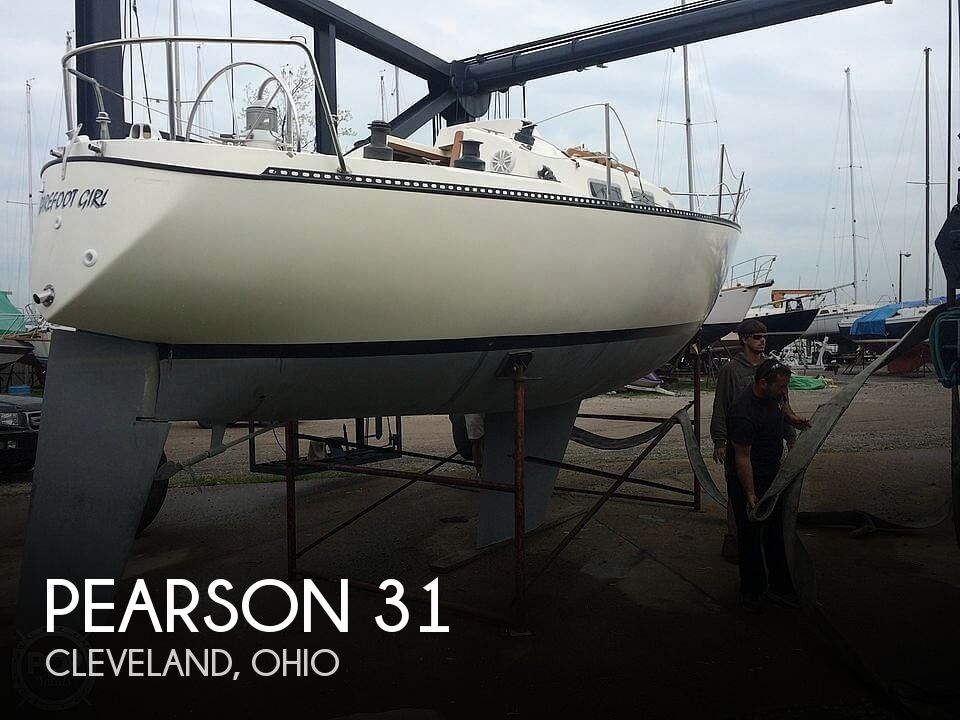 Used Pearson Boats For Sale in Ohio by owner | 1978 Pearson 31