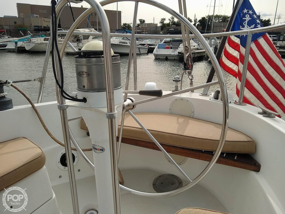 1978 Pearson boat for sale, model of the boat is 31 & Image # 10 of 40