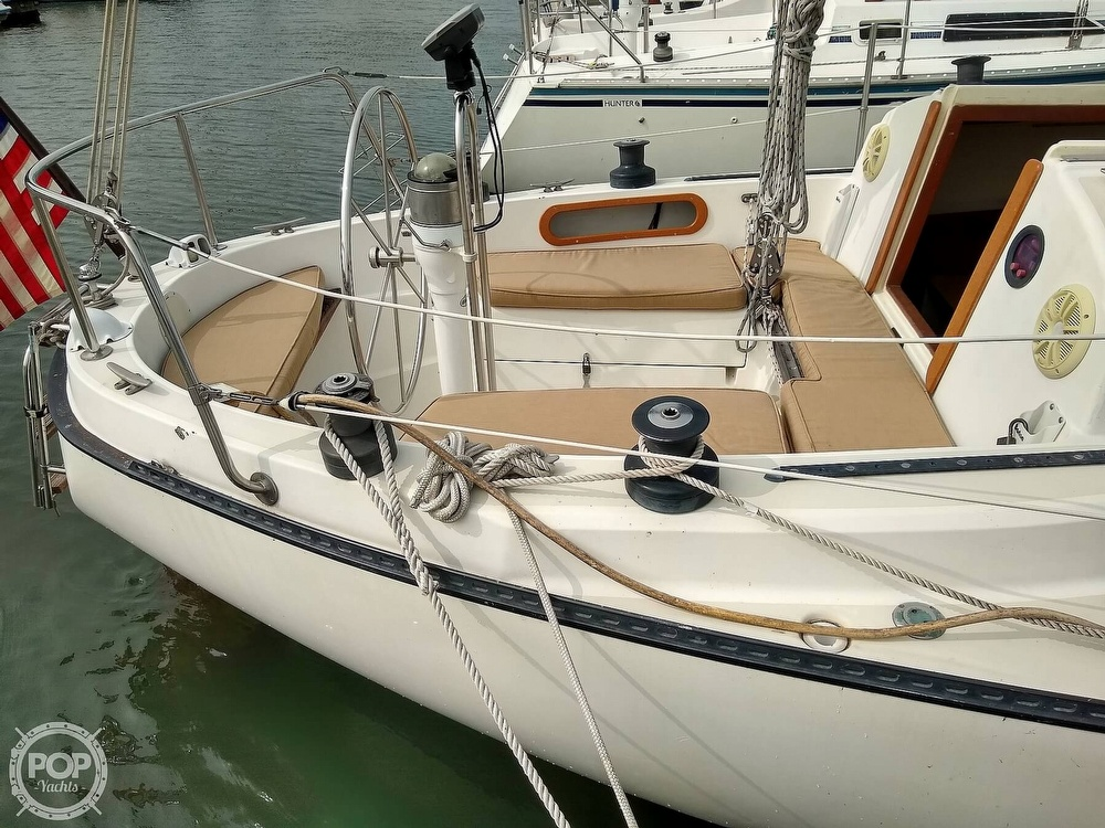 1978 Pearson boat for sale, model of the boat is 31 & Image # 11 of 40