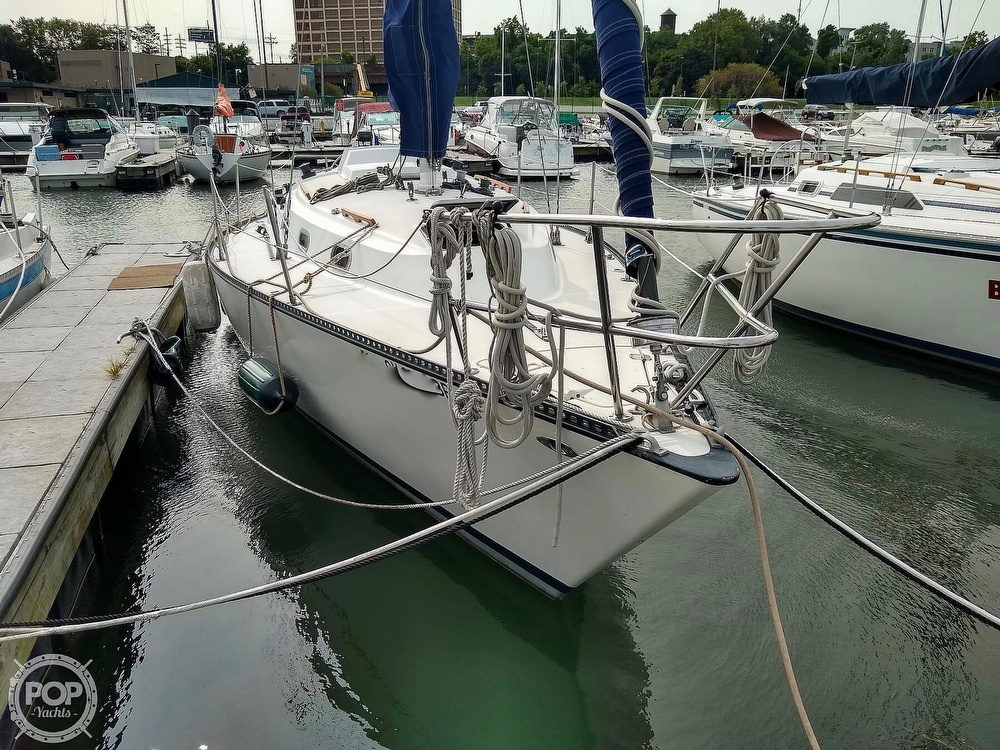 1978 Pearson boat for sale, model of the boat is 31 & Image # 12 of 40
