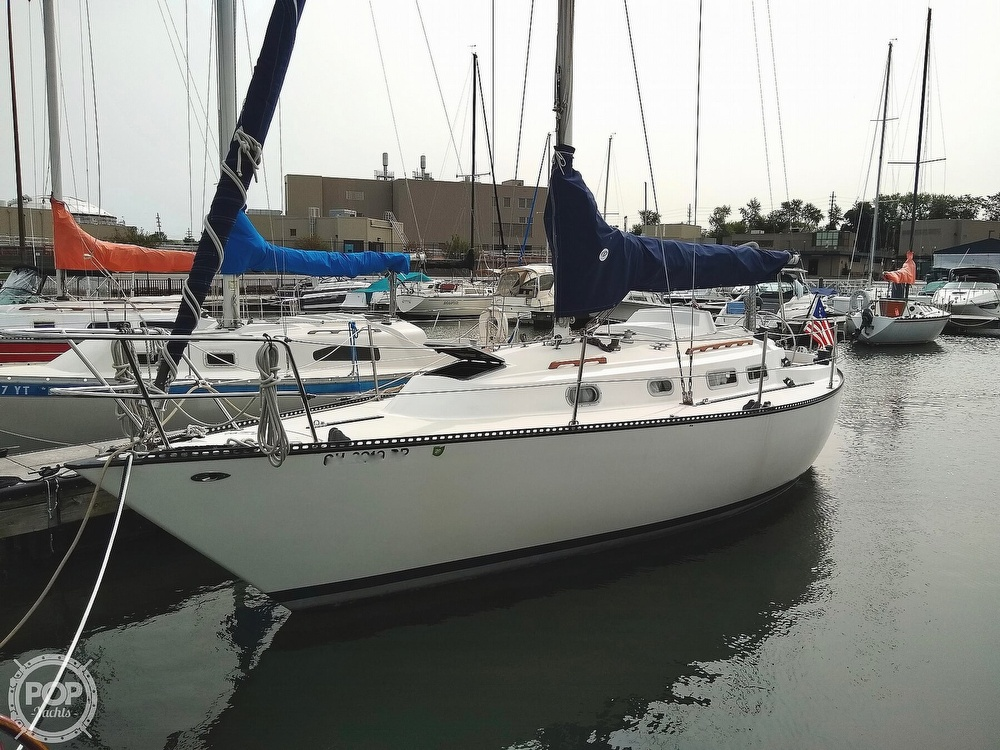 1978 Pearson boat for sale, model of the boat is 31 & Image # 16 of 40