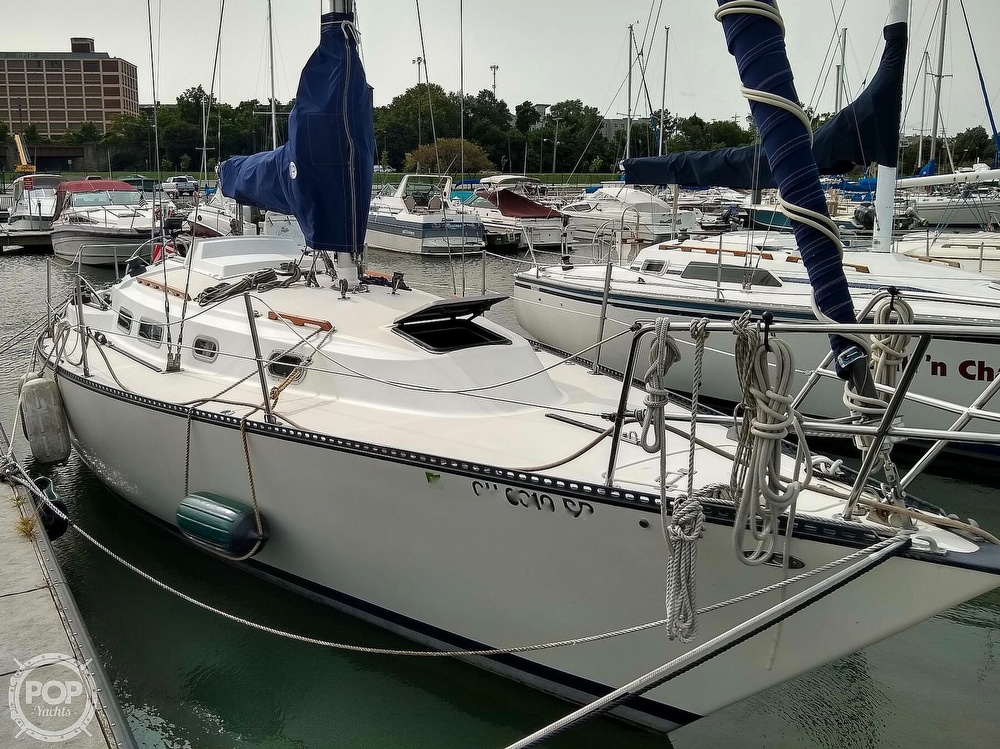 1978 Pearson boat for sale, model of the boat is 31 & Image # 15 of 40
