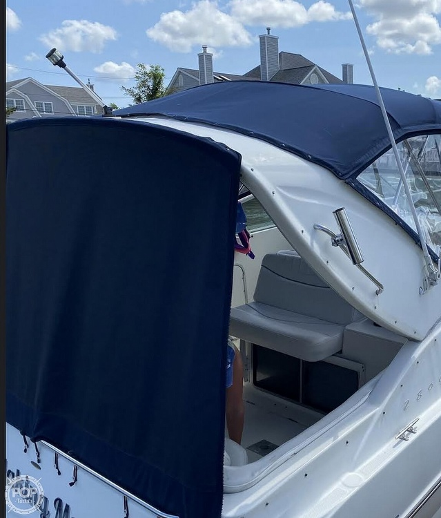 2000 Maxum boat for sale, model of the boat is 2800 SCR & Image # 3 of 40