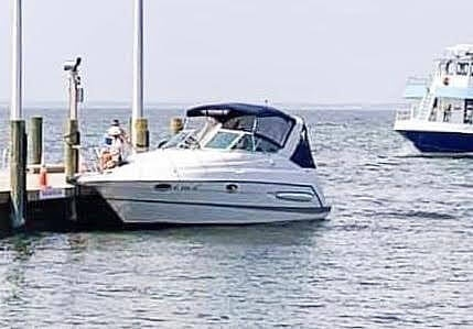 2000 Maxum boat for sale, model of the boat is 2800 SCR & Image # 2 of 40