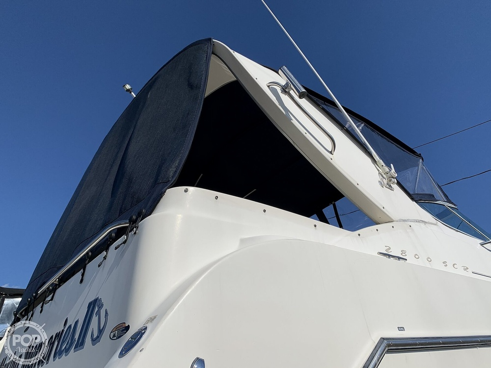 2000 Maxum boat for sale, model of the boat is 2800 SCR & Image # 19 of 40