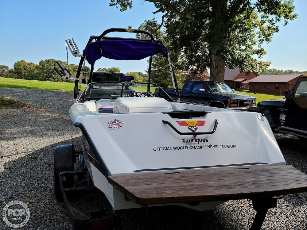 1995 Correct Craft boat for sale, model of the boat is Ski Nautique & Image # 3 of 40