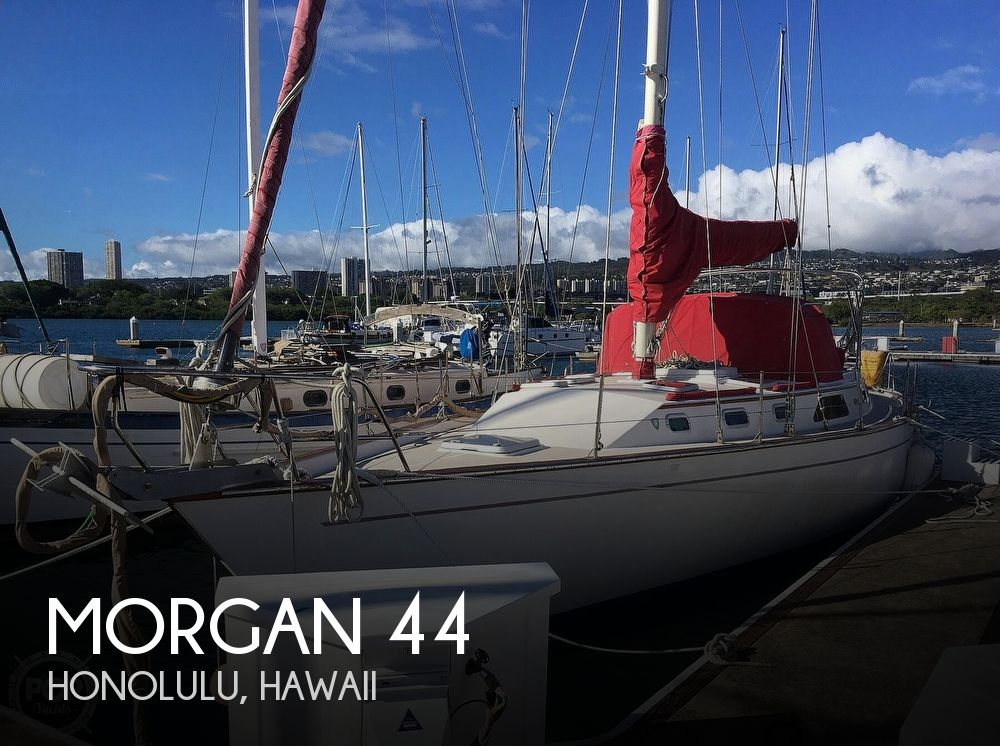 Used Morgan Sailboats For Sale by owner | 1988 Morgan 44 Catalina Center Cockpit