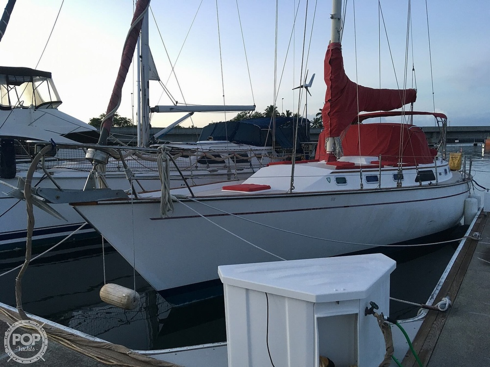 1988 Morgan boat for sale, model of the boat is 44 Catalina Center Cockpit & Image # 11 of 40