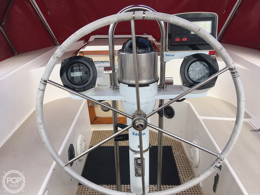 1988 Morgan boat for sale, model of the boat is 44 Catalina Center Cockpit & Image # 24 of 40