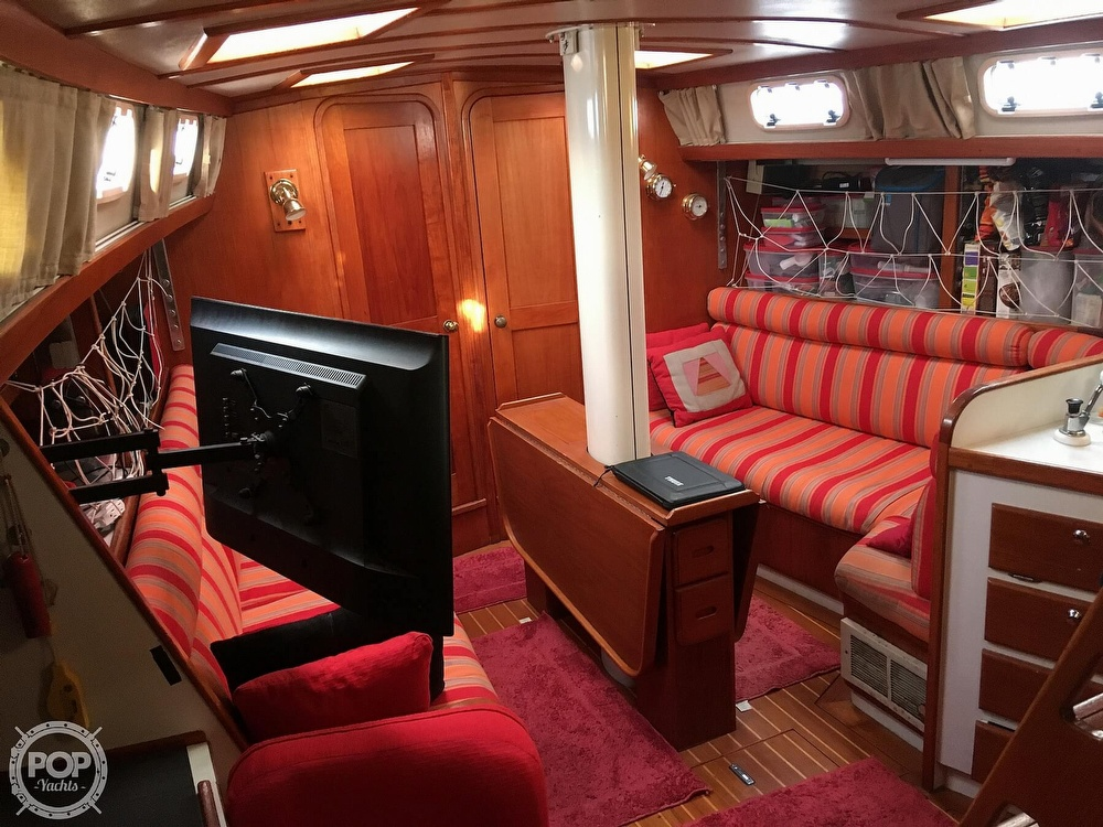 1988 Morgan boat for sale, model of the boat is 44 Catalina Center Cockpit & Image # 29 of 40