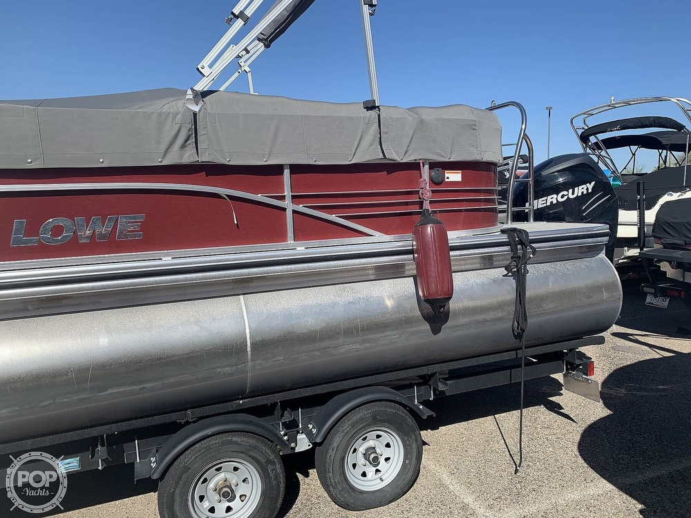 2017 Lowe boat for sale, model of the boat is SS230 & Image # 15 of 41