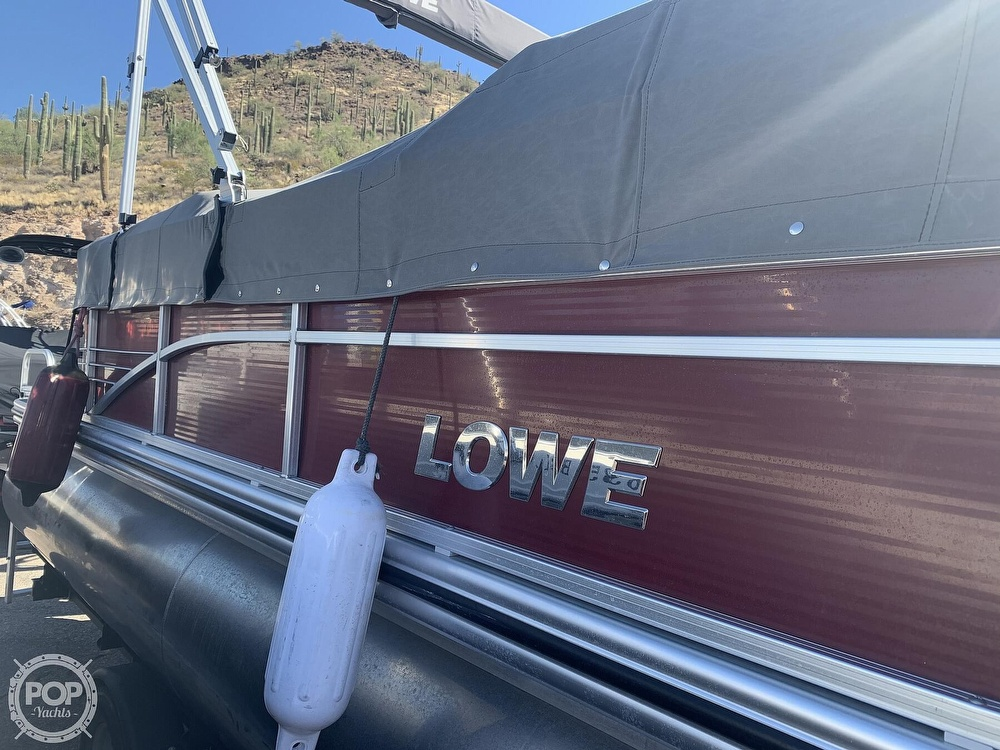2017 Lowe boat for sale, model of the boat is SS230 & Image # 33 of 41