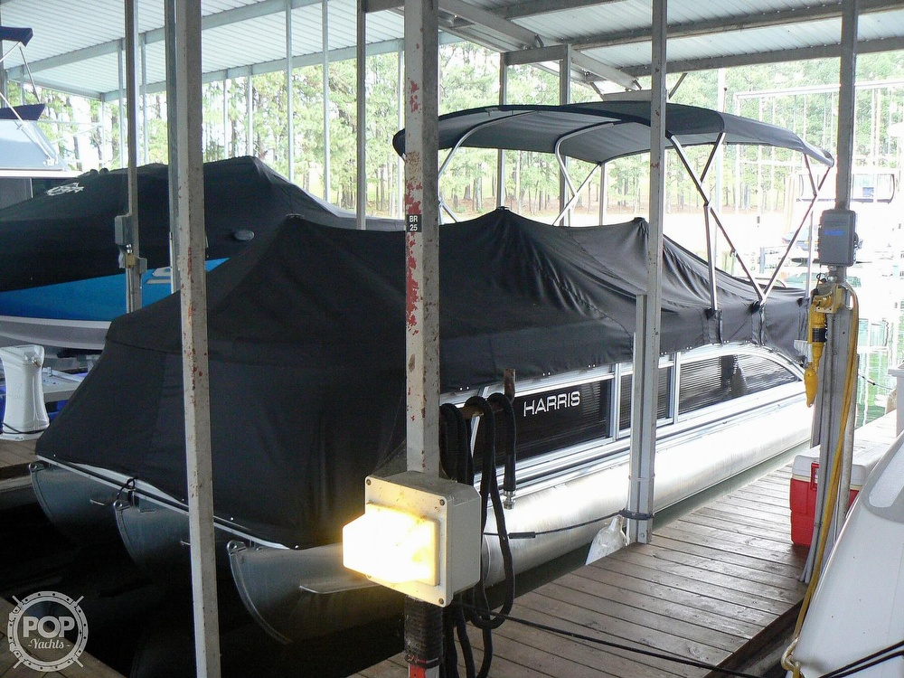 2018 Harris boat for sale, model of the boat is Cruiser 240 Hydro-Therapy & Image # 8 of 40