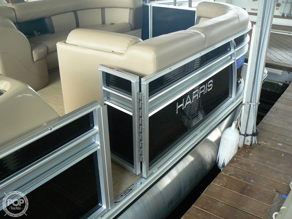 2018 Harris boat for sale, model of the boat is Cruiser 240 Hydro-Therapy & Image # 30 of 40