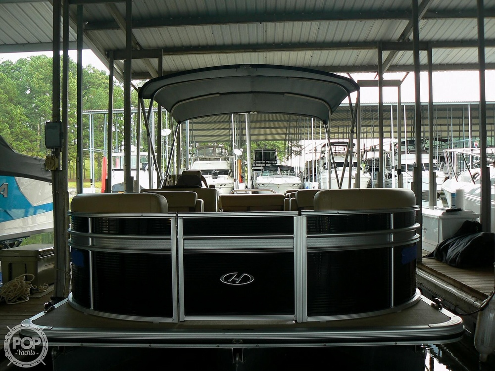 2018 Harris boat for sale, model of the boat is Cruiser 240 Hydro-Therapy & Image # 35 of 40