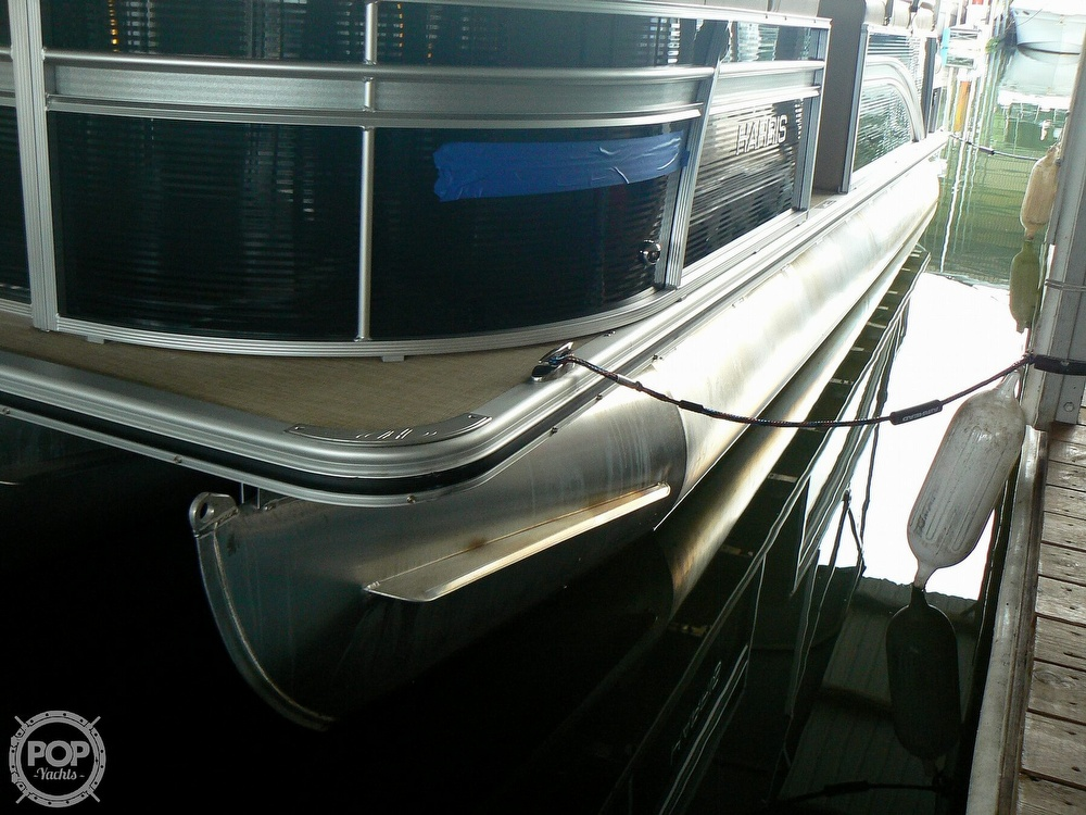 2018 Harris boat for sale, model of the boat is Cruiser 240 Hydro-Therapy & Image # 38 of 40
